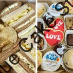 Valentines Love Afternoon Tea for 2